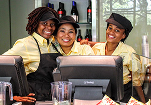 Guest Services Employees